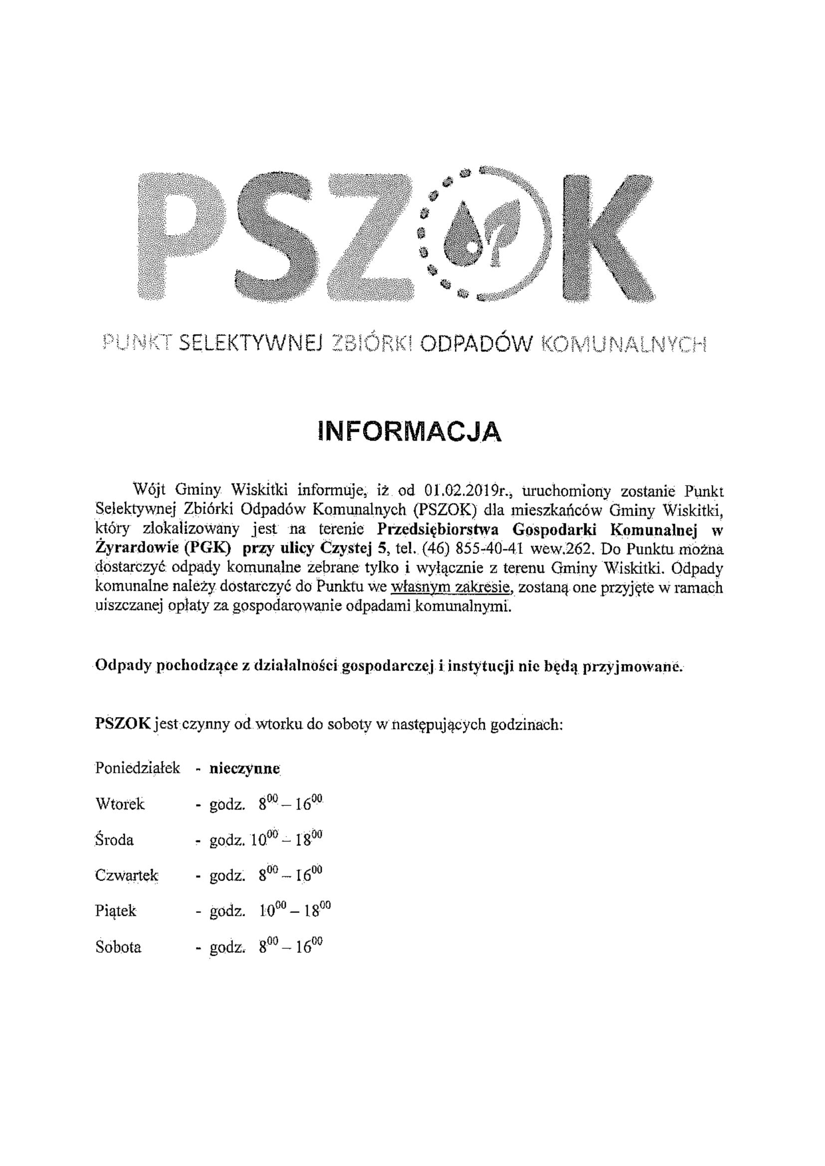 PSZOK-1