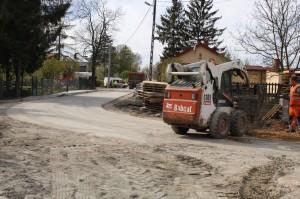 Przebudowa ciągu drogowego ze środków PROW 2014-2020 (4)